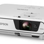 Проектор Epson EB-X31, практически новый, Томск