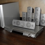 Продаю Panasonic DVD HOME THEATER SOUND SYSTEM SA-HT535..., Томск