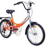 велосипед АИСТ 20 2.0 7-скоростей (Shimano) (Минский велозавод), Томск
