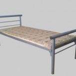 Армейские кровати металлические для обстановки казарм, бараков, тюрем, Томск