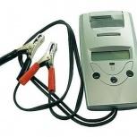 Тестер аккумуляторов электронный с принтероми и тестовой программой, Томск