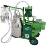 Доильный аппарат для коров «Молочная ферма» модель 1П, Томск