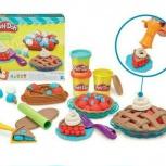 Ягодные тарталетки набор для лепки Play-Doh от Hasbro, Томск