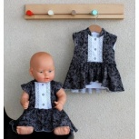 Боди-платье для девочки, Томск