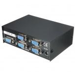 Разветвитель VGA на 4 монитора (1 вход - 4 выхода), активный, 150 МГц, Томск