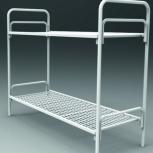Железные кровати, кровати дешево. Кровати металлические для клиник, Томск