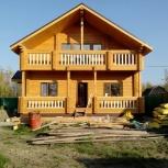 Строим дома бани в Томске!, Томск