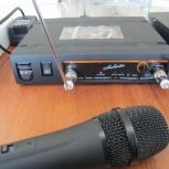 Аренда в Томске: Радиосистема Solista-81 (ручной микрофон),, Томск