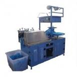 Автомат для изготовления бахил из полиэтилена, Томск