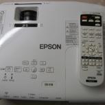 Проектор Epson EB-X18, практически новый, Томск