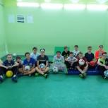 Спортивная секция по футболу для детей с 6 лет. Лицей 1 им.Пушкина, Томск