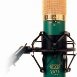 Микрофон MXL V67I tube, Томск