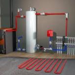 Монтаж систем отопления водоснабжения канализации, Томск