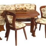 Кухонные уголки, столы, стулья, на заказ! Используем материалы 1 сорта, Томск