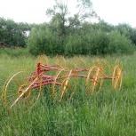 Грабли для уборки сена, Томск