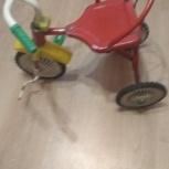 Велосипед металлический до 3 х лет, Томск