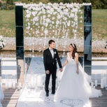 свадьба / выездная регистрация в Томске на природе, Томск