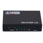 Разветвитель HDMI на 4 монитора (1 вход - 4 выхода), активный, Томск