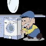 Ремонт стиральных машин у вас дома, Томск