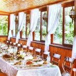 Свадьба на летней веранде в Томске, Парад парк отель, Томск