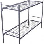 Большой выбор качественных кроватей металлических для клиник, лагерей, Томск