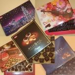 Молдавские конфеты в ассортименте, Томск