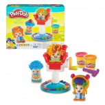 Сумасшедшие прически набор для лепки Play-Dohот Hasbro, Томск