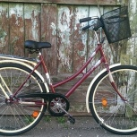 Велосипед городской Аист Amsterdam МВЗ, Томск