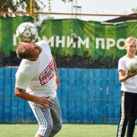 Football freestyle tomsk tutorial, Томск