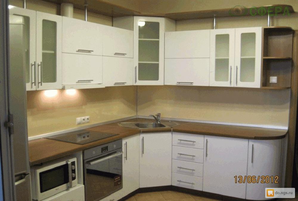 Кухни в томске фото
