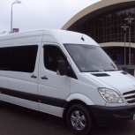 Заказ Микроавтобус Мерседес, Пежо  в томске, Томск