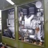 Дизель-генераторы (электростанции) от 10 до 500 кВт,  с хранения, Томск